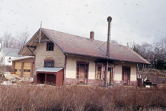 Fitzwilliam NH Depot