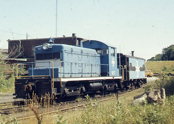 Gardner Switcher 1117 in 1973