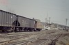 Ayer PRR Caboose on Coal Train in 1973