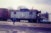 Ayer, Mass. - Caboose Gets Hooped Up Train Orders