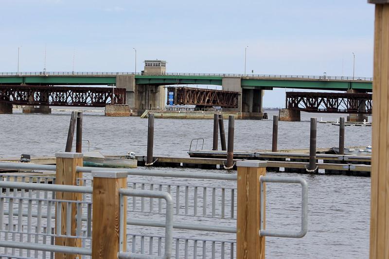 Newburyport, Mass. - Abandoned RR Swing Bridge