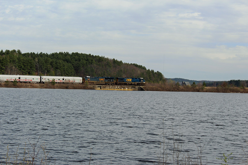 Oakdale, Mass. - The Last Circus Train