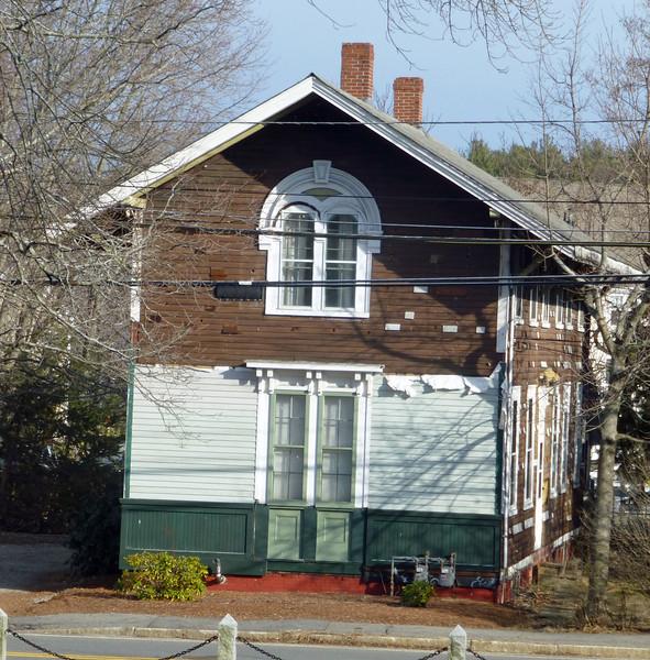 Ballardvale, MA - Former Boston and Maine RR Depot