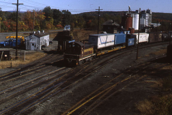 East Deerfield Maroon Switcher