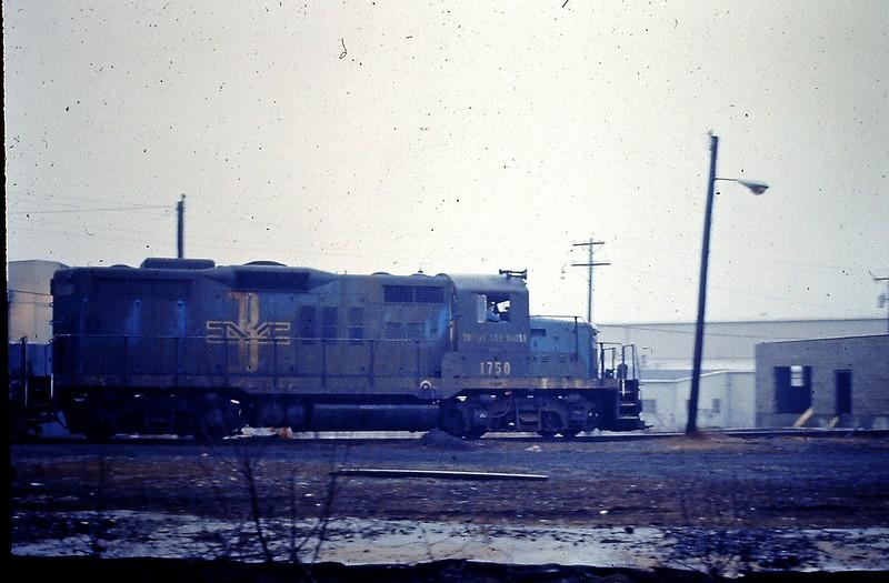 Ayer, Mass. in 1973 -  BM Engne 1750