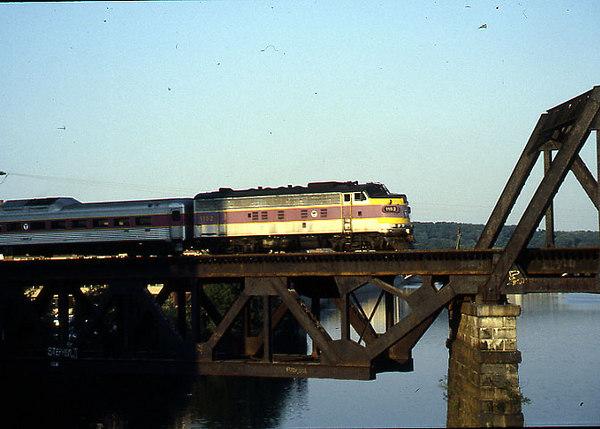 Merrimack River - Haverhill, MA - 1988