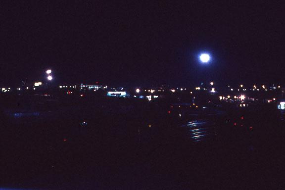 Dwarf Signals at Night