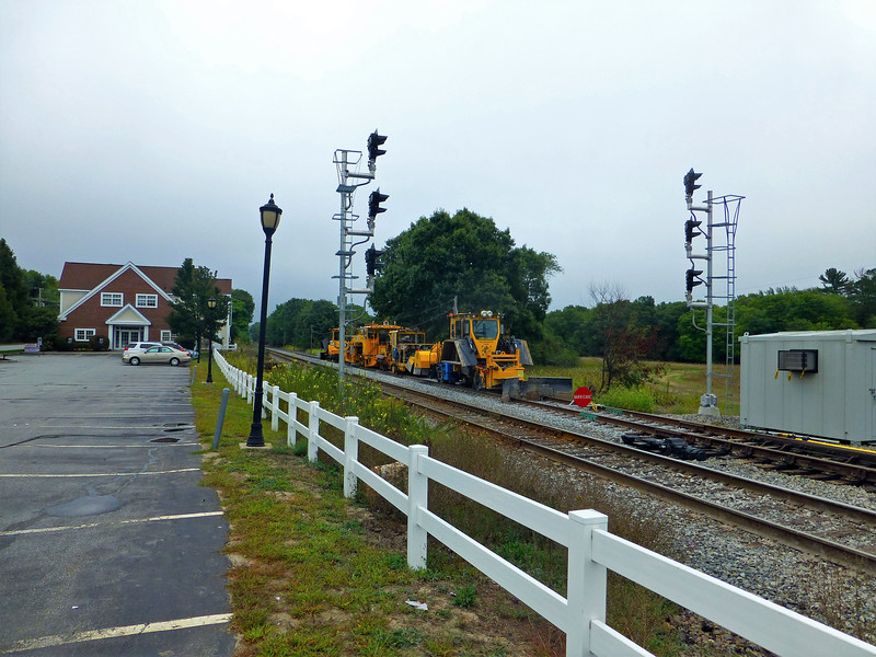 Andover Double Track Project