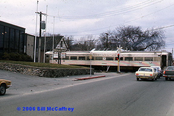 Arlington, MA - Mill Street - 1975 - Lexington Branch