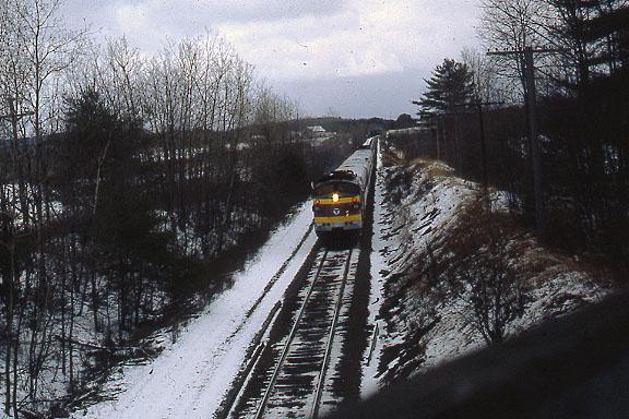 Fan Trip in Maine in 1981