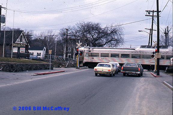 Arlington, MA - Mill Street - 1975