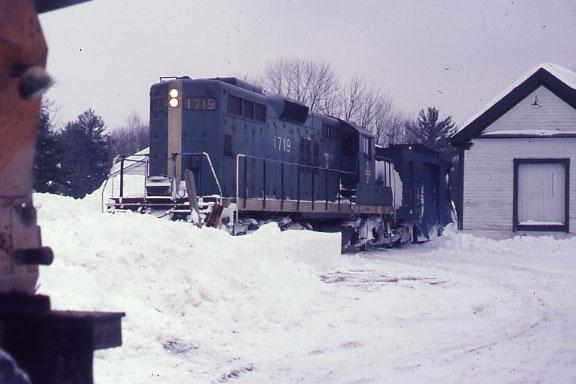 Windham Plow Train