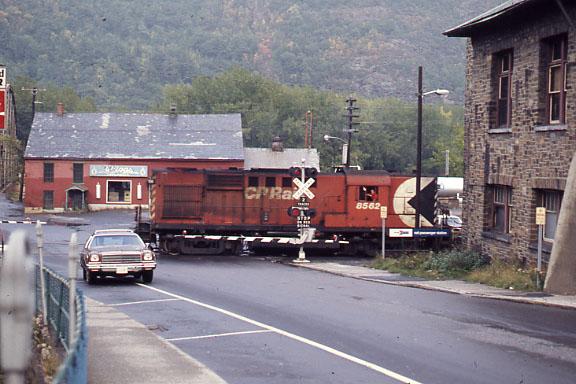 Brattleboro, VT - CP ALCO Diesel