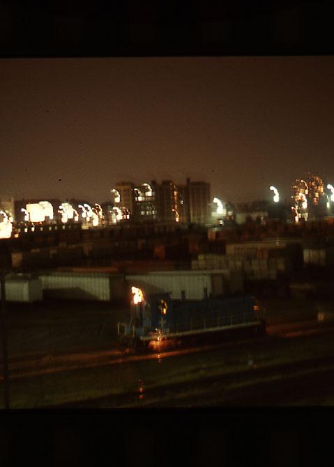 Switcher at Night Boston
