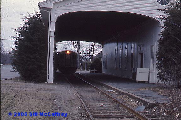 Lexington, MA - From Ektachrome Slide dated March, 1975
