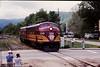 Bartlett, NH - Conway Scenic Railroad