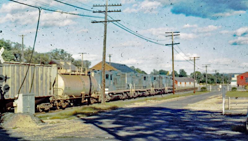 "4 B&M ""Bluebird"" Locomotives"