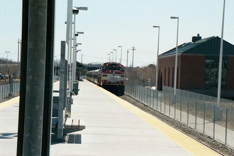 Newburyport MBTA