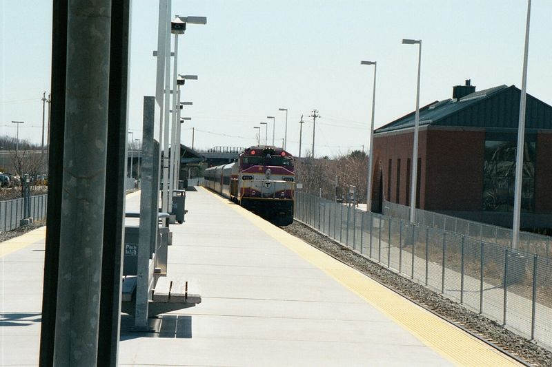 Newburyport MBTA