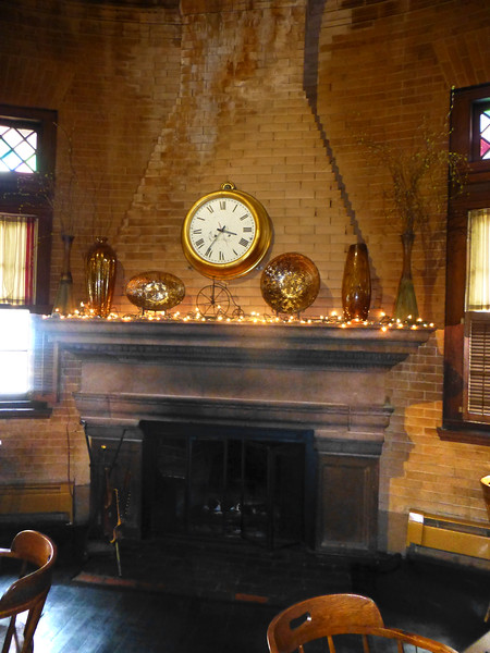 Beverly Depot Fireplace