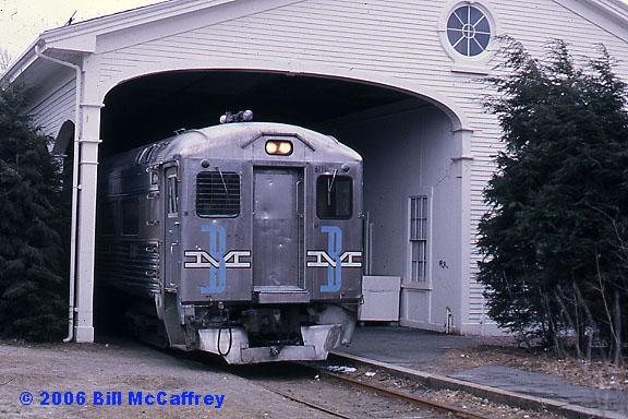 Lexington RDC in depot