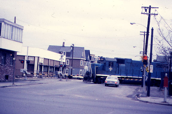 North Cambridge Cameron Avenue