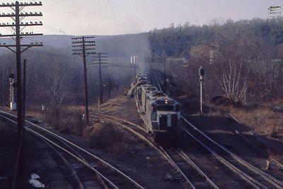 East Deerfield Eastbound Freight