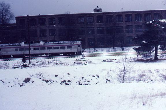 BM RDC in snow