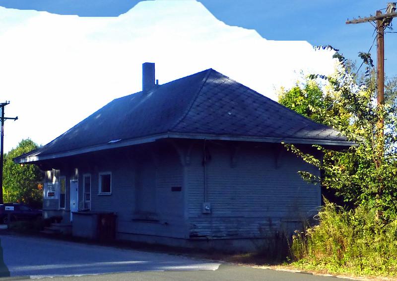 Merrimack, NH - Former Boston and Maine RR Depot