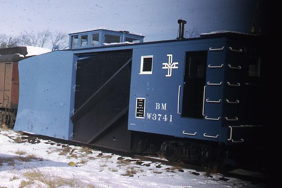 BM Snowplow W3741