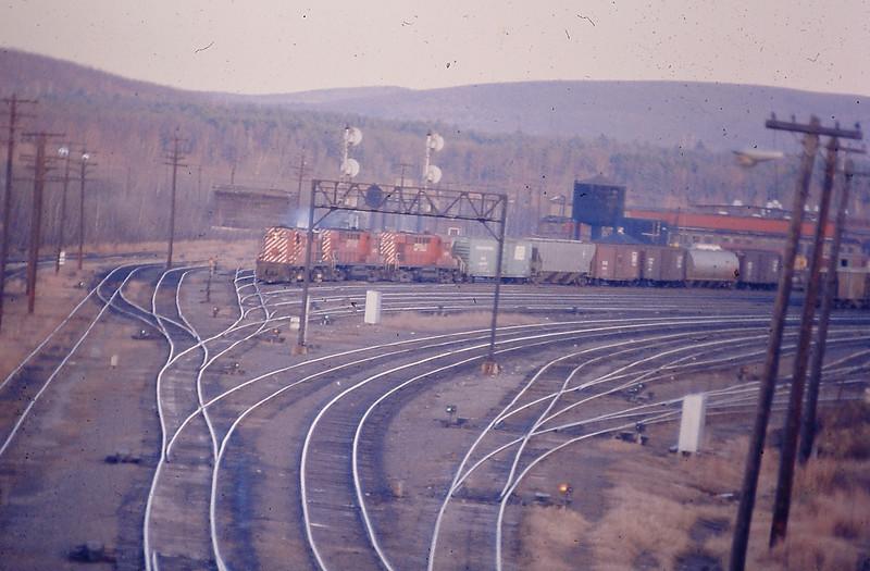 East Deerfield in 1973