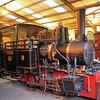 18800 (9)  'Limpopo' John Fowler 0-6-0T - Bredgar & Wormshill Railway 25.06.11  Lee Nash
