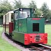 3775 (5) 'Bredgar' Baguley Drewry 4wDH - Bredgar & Wormshill Railway 25.06.11  Lee Nash