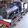 'Jack' 0-6-0 - Bredgar & Wormshill Railway 01.07.12   Wavygravy