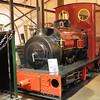 1429 'Lady Joan' Hunslet 0-4-0ST - Bredgar & Wormshill Railway  25.06.11   Lee Nash