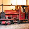 984 (3) 'Darent' A Barclay 0-4-0T - Bredgar on loan from Eynsford Light Railway - Bredgar & Wormshill Railway 25.06.11  Lee Nash