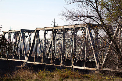 Old Monroe Trestle on BNSF - II