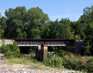 BNSF, Grand Glaize Creek, Valley Park, MO