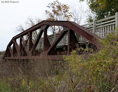 Missouri-Kansas-Texas Massie Creek Bridge (now part of Katy Trail State Park)