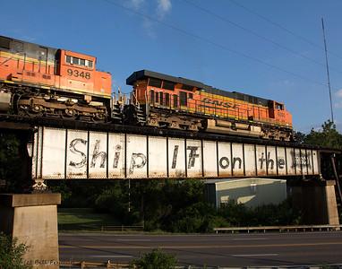 BNSF, Watson Road, Shrewsbury, MO