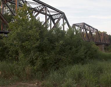 BNSF, Meramec River, Valley Park, MO