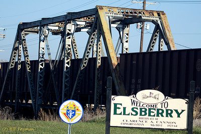 Elsberry Trestle on BNSF