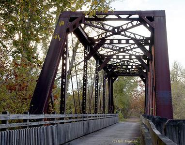 Missouri-Kansas-Texas Smith Creek Trestle (now part of Katy Trail State Park)