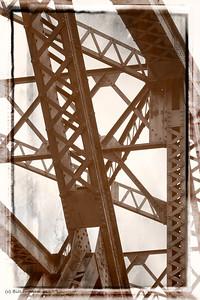 Trestle Details, BNSF Meramec River Trestle, Valley Park, MO
