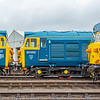 50007, 50050 and 50035 at St Philip's Marsh