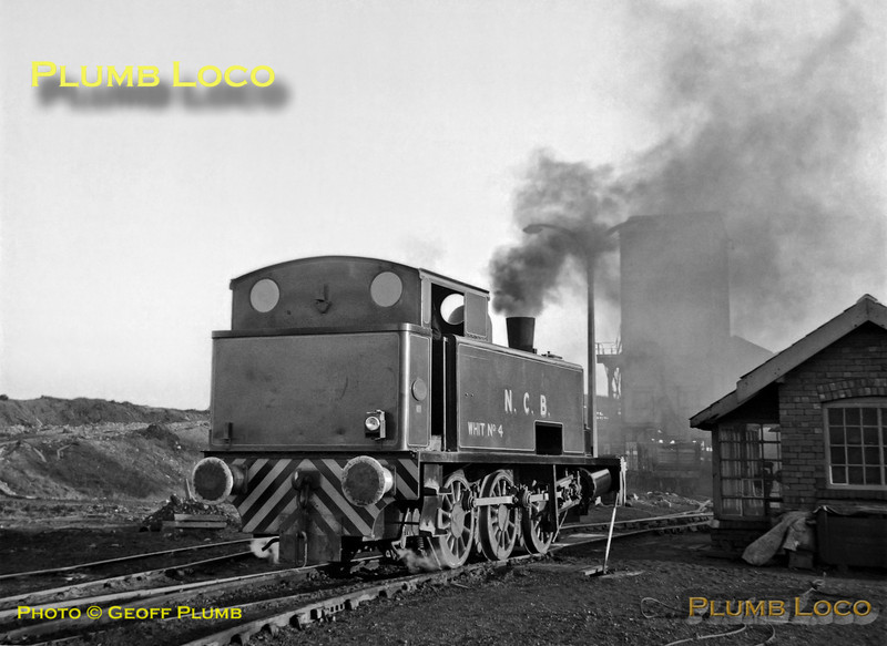 NCB Whit No.4, Water Haigh, 19th December 1967