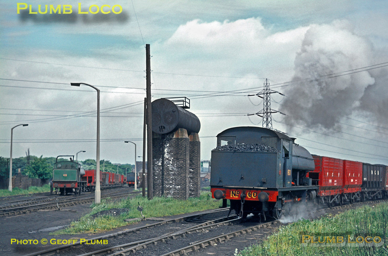 NCB No. 60, Backworth, June 1969