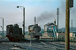 NCB No. S.100 & Hunslet, Peckfield, 19th January 1971