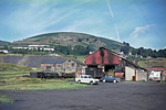 NCB Loco Shed, Talywain, August 1969