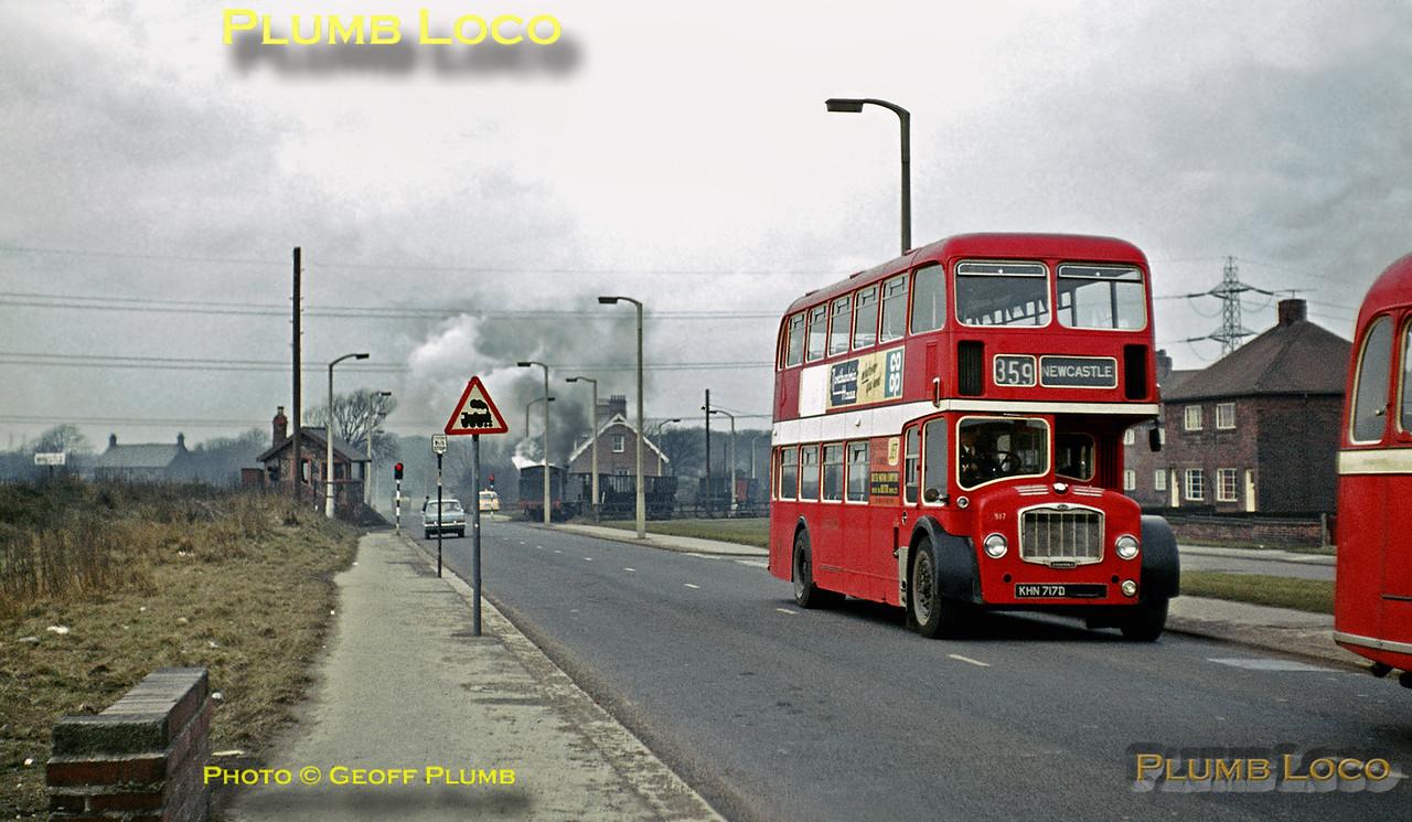 NCB No. 39, Backworth, March 1969